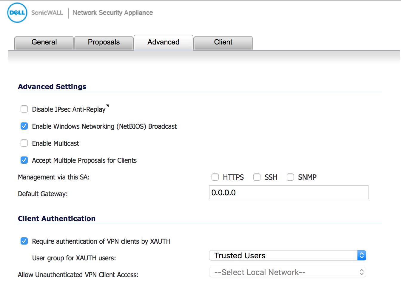 Cisco vpn in mac